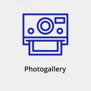 photogallery website script in php