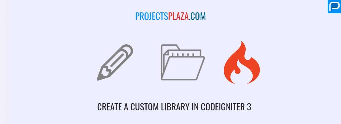 create-custom-library-in-codeigniter-3