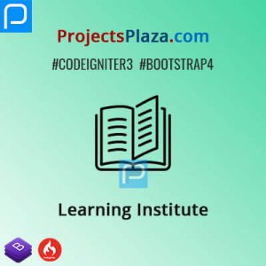 learning-institute-script-in-codeigniter